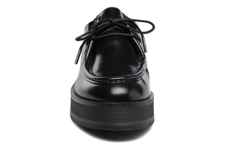 Chaussures à lacets Bronx Vino I Noir vue portées chaussures