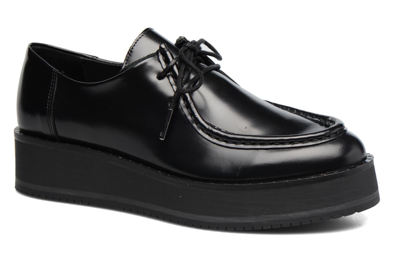 Chaussures à lacets Bronx Vino I Noir vue détail/paire
