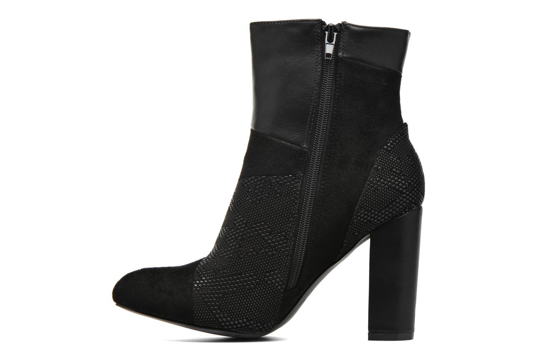 Bottines et boots Blink Stine Noir vue face