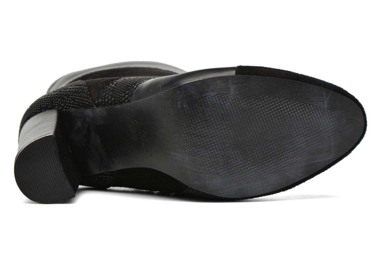 Bottines et boots Blink Stine Noir vue haut