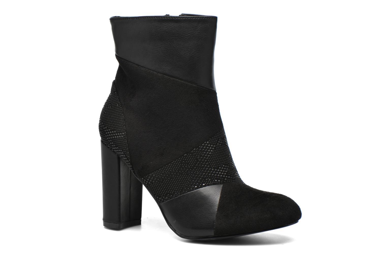 Bottines et boots Blink Stine Noir vue détail/paire