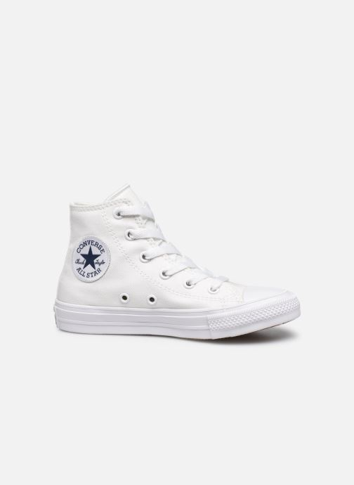 Sneakers Converse Chuck Taylor All Star II Hi Wit achterkant