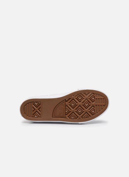 Sneaker Converse Chuck Taylor All Star II Hi weiß ansicht von oben