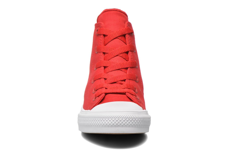 Sneakers Converse Chuck Taylor All Star II Hi Röd bild av skorna på