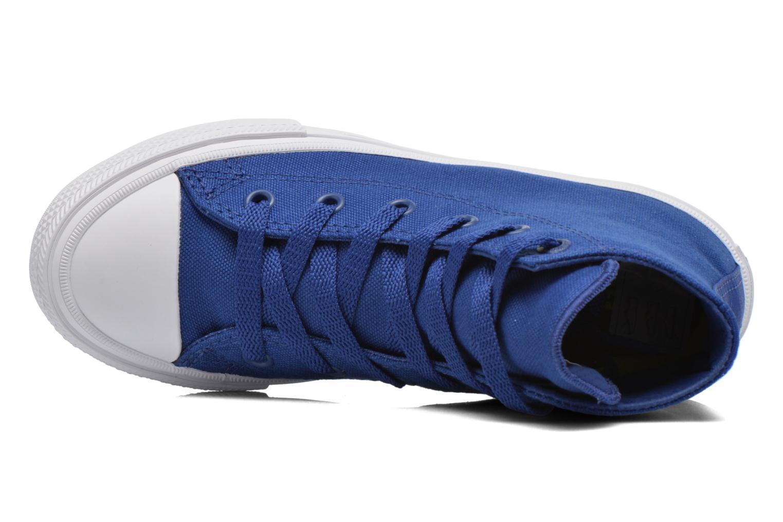 Sneakers Converse Chuck Taylor All Star II Hi Blauw links