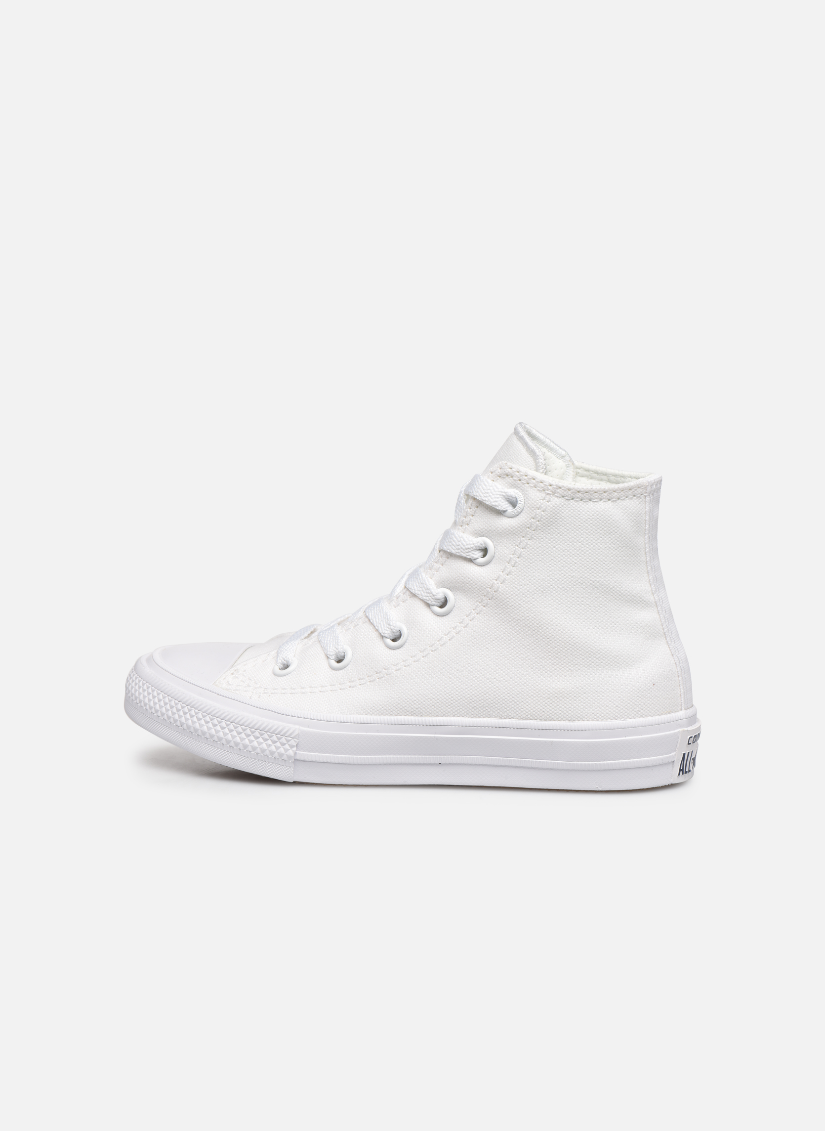 Trainers Converse Chuck Taylor All Star II Hi White front view