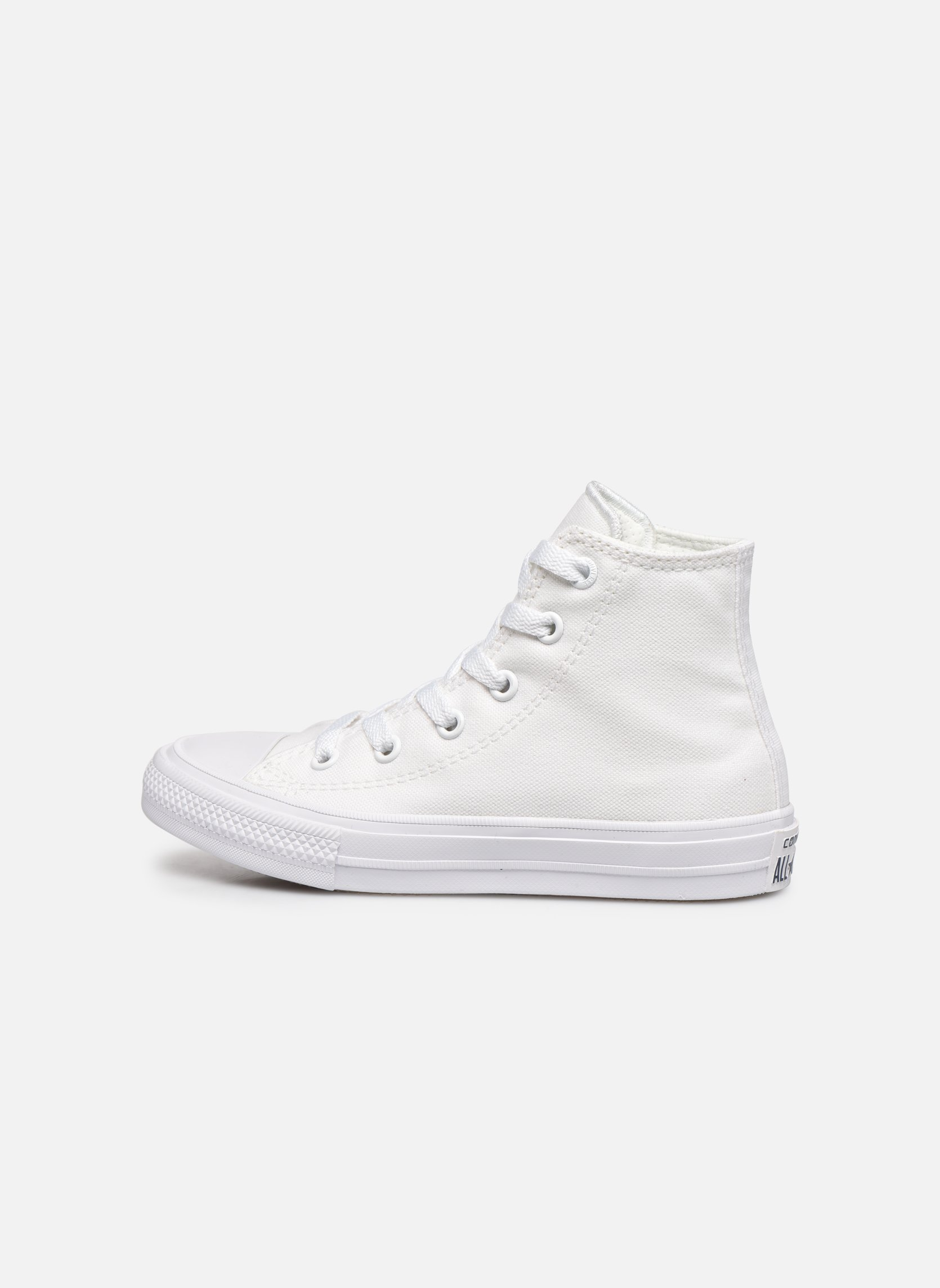 Sneakers Converse Chuck Taylor All Star II Hi Bianco immagine frontale