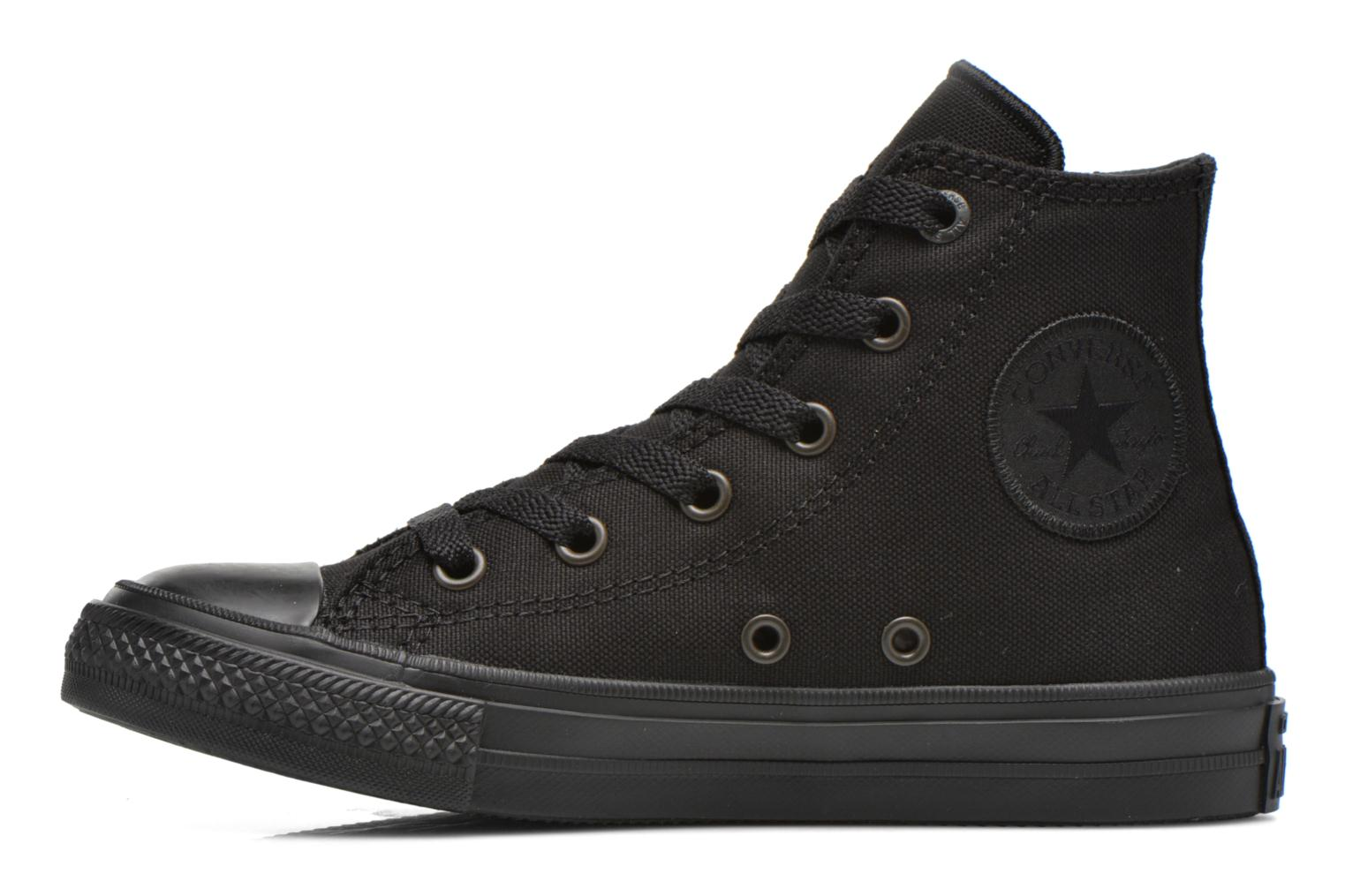 Sneakers Converse Chuck Taylor All Star II Hi Nero immagine frontale