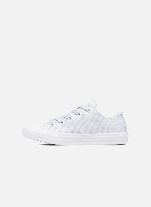 Baskets Converse Chuck Taylor All Star II Ox Bleu vue face