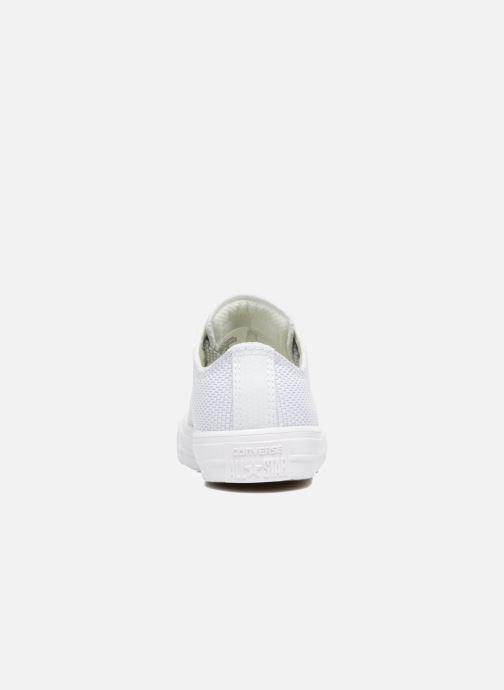 Sneakers Converse Chuck Taylor All Star II Ox Blå Se fra højre