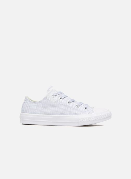 Sneakers Converse Chuck Taylor All Star II Ox Blauw achterkant