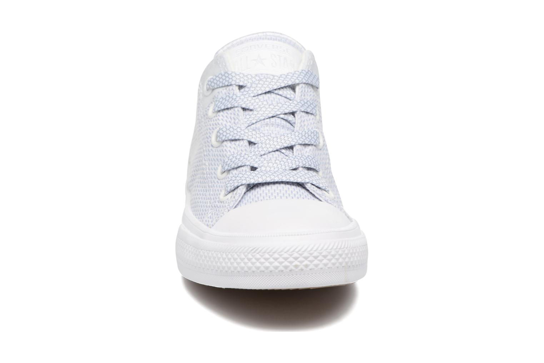Sneakers Converse Chuck Taylor All Star II Ox Blå se skoene på