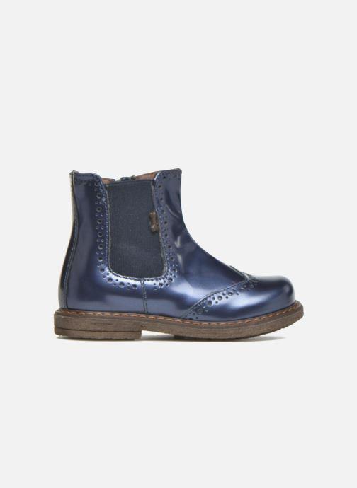 Bottines et boots Stones and Bones Ople Bleu vue derrière