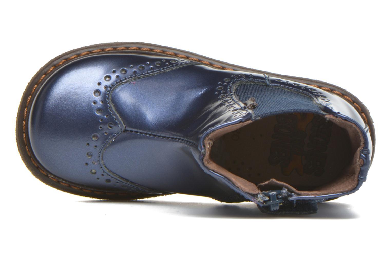 Bottines et boots Stones and Bones Ople Bleu vue gauche