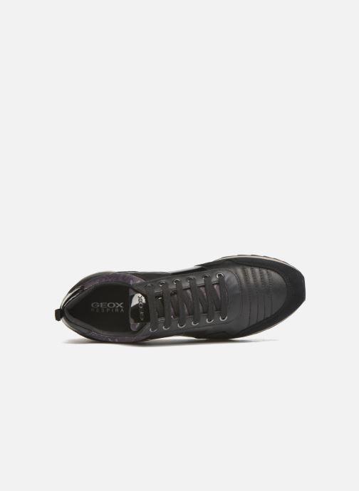 Geox D ANEKO B ABX A D643FA Marine Sneakers Women Shoes