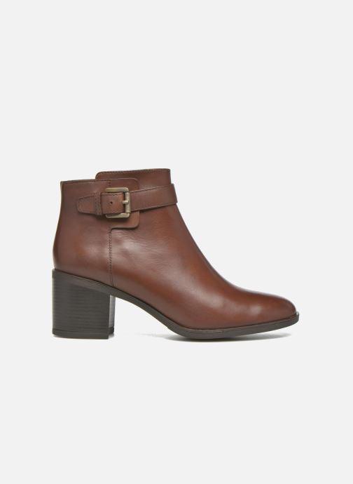 d19cc1571f674 Geox D GLYNNA B D643CB (Brown) - Ankle boots chez Sarenza (260921)