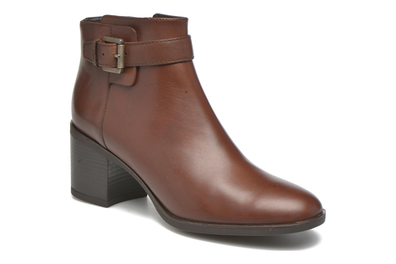 Nuevo zapatos Geox D GLYNNA B D643CB (Marrón) Más - Botines  en Más (Marrón) cómodo 3b6480