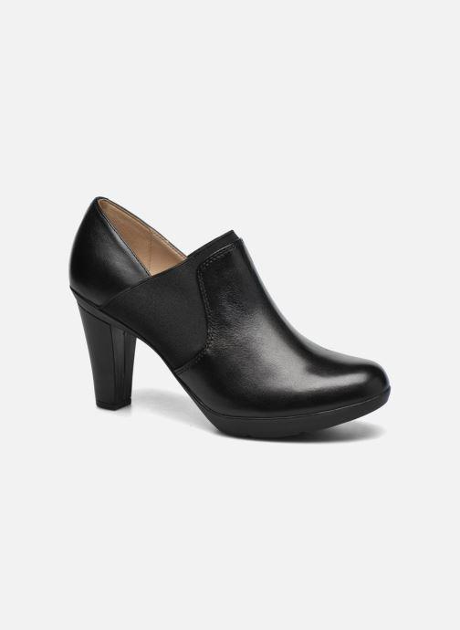Geox D INSPIRATION B D64R4B (schwarz) Stiefeletten & Boots