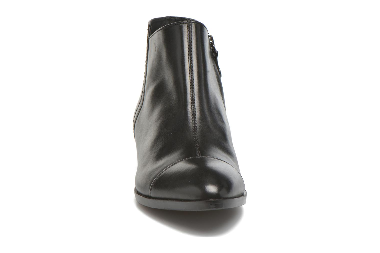 Bottines et boots Geox D LOVER B D640CB Noir vue portées chaussures