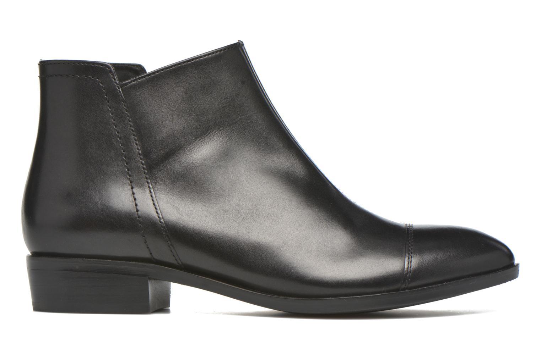 Bottines et boots Geox D LOVER B D640CB Noir vue derrière