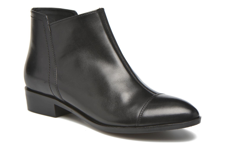 Bottines et boots Geox D LOVER B D640CB Noir vue détail/paire