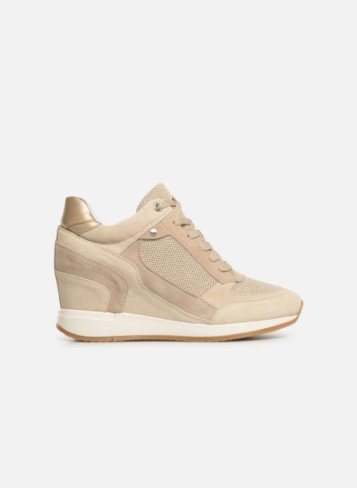 Sneakers Geox D NYDAME A D540QA Goud en brons achterkant