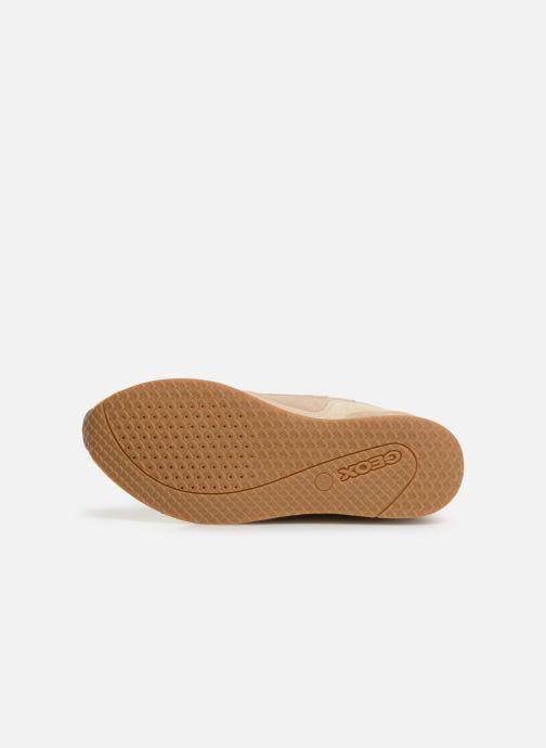 Sneakers Geox D NYDAME A D540QA Goud en brons boven