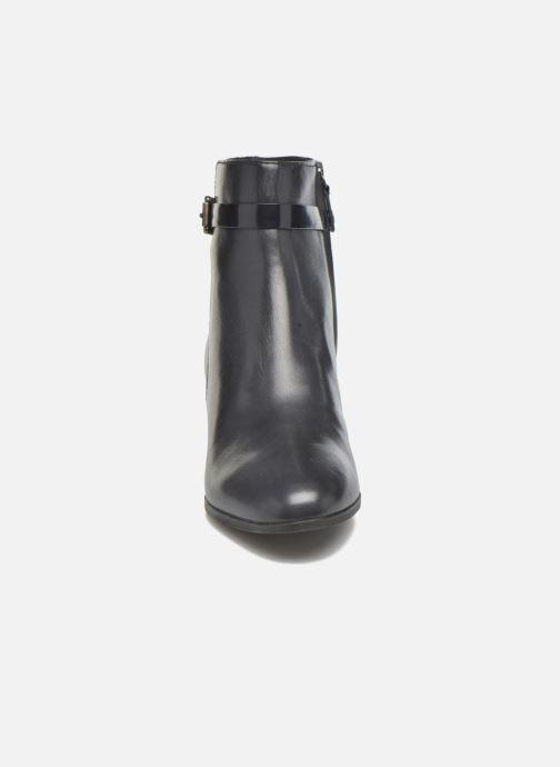 Geox D PETALUS C D642ZC (Bleu) Bottines et boots chez