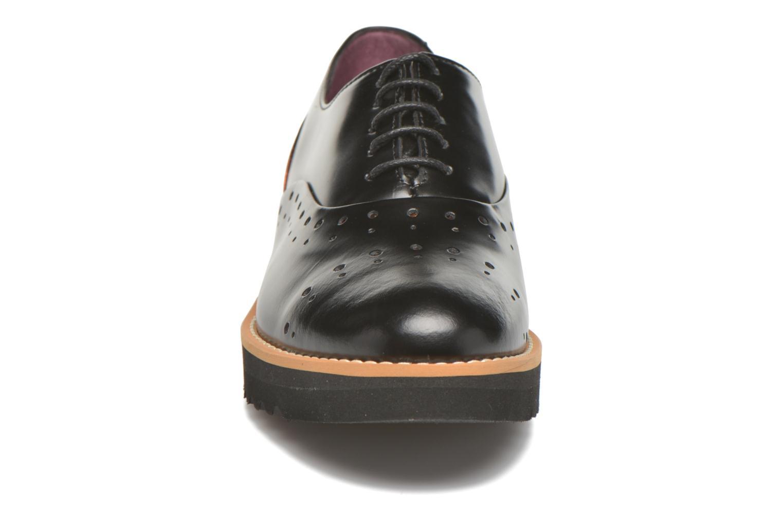 Chaussures à lacets Anaki Marguerite Noir vue portées chaussures