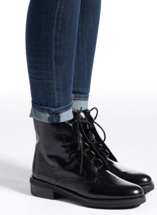 Boots en enkellaarsjes Anaki Jo Blauw onder