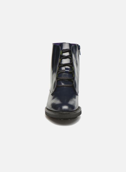 Boots en enkellaarsjes Anaki Jo Blauw model
