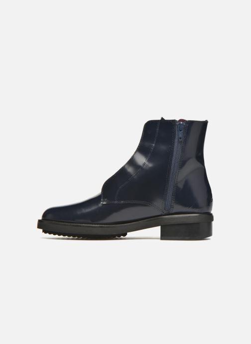 Boots en enkellaarsjes Anaki Jo Blauw voorkant