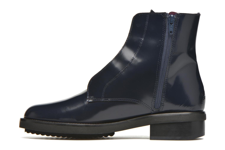 Bottines et boots Anaki Jo Bleu vue face