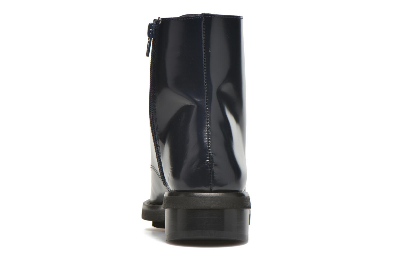 Bottines et boots Anaki Jo Bleu vue droite