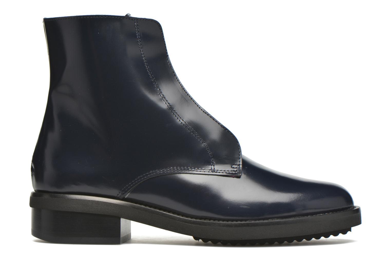 Bottines et boots Anaki Jo Bleu vue derrière