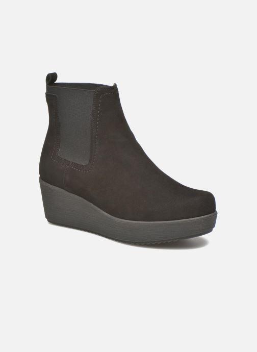 Bottines et boots Unisa Fara Noir vue détail/paire