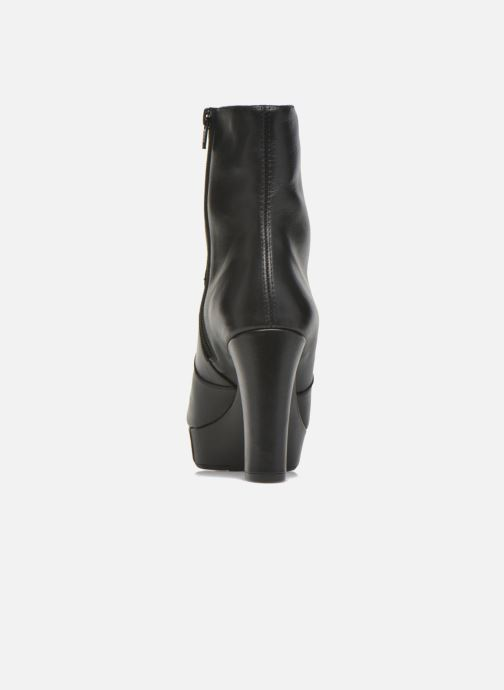Bottines et boots Unisa Richar Noir vue droite