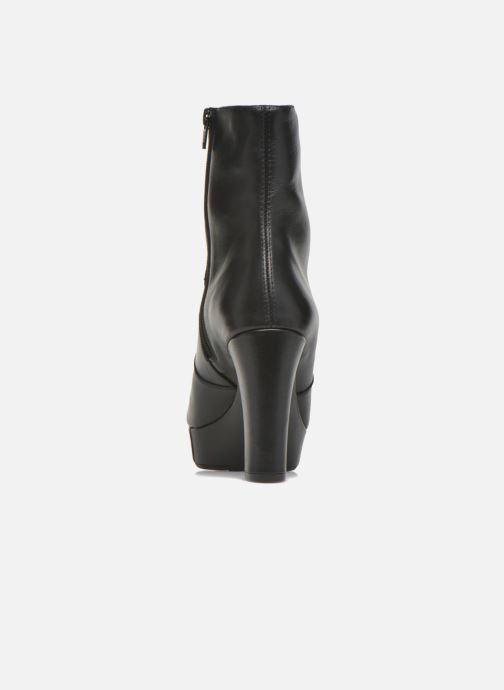 Black Bottines Boots Unisa Toro Richar Et rdxeCBoW