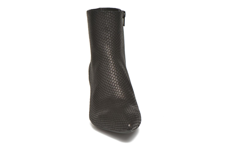 Bottines et boots Unisa Kirova Noir vue portées chaussures