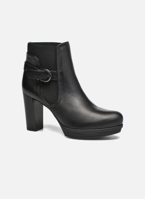 Bottines et boots Unisa Machu Noir vue détail/paire