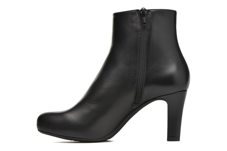 Bottines et boots Unisa Niza Noir vue face