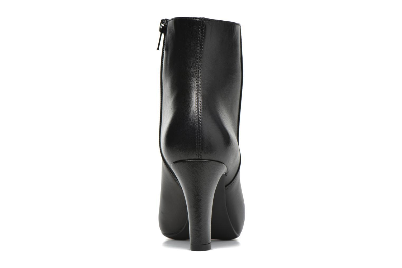 Bottines et boots Unisa Niza Noir vue droite