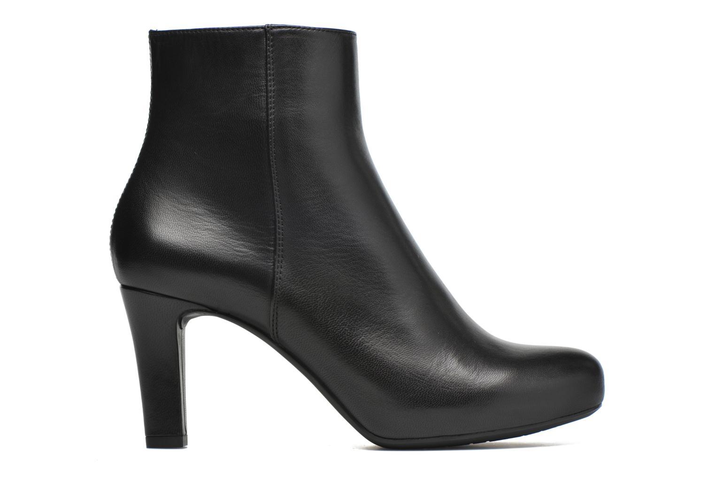 Bottines et boots Unisa Niza Noir vue derrière