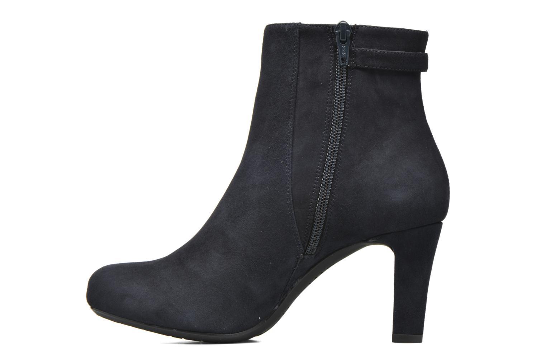 Bottines et boots Unisa Nave Bleu vue face