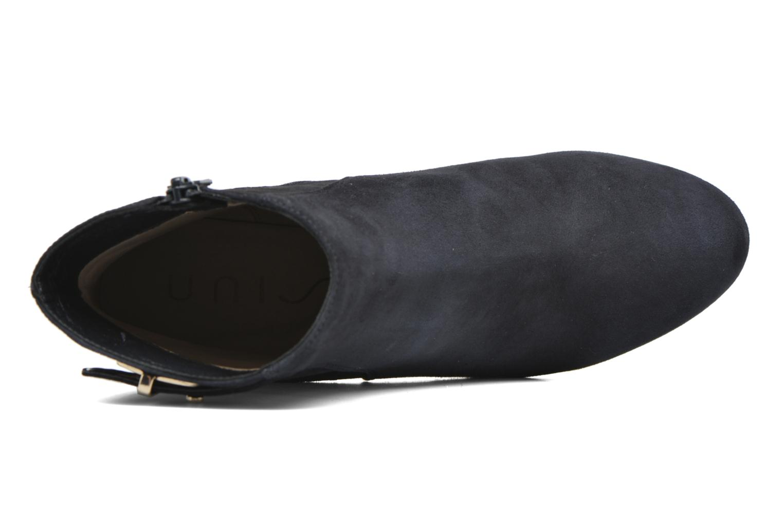 Bottines et boots Unisa Nave Bleu vue gauche