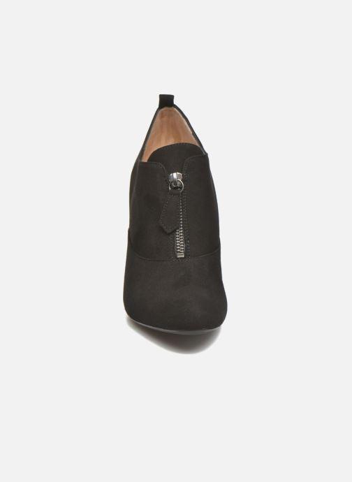 Bottines et boots Unisa Pachi Noir vue portées chaussures