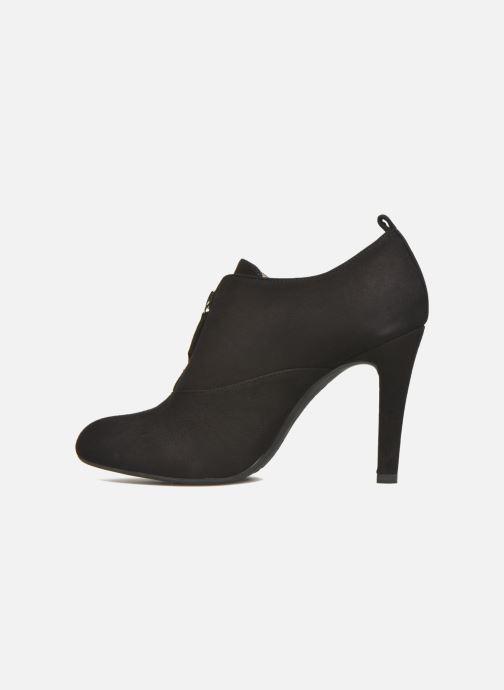 Bottines et boots Unisa Pachi Noir vue face