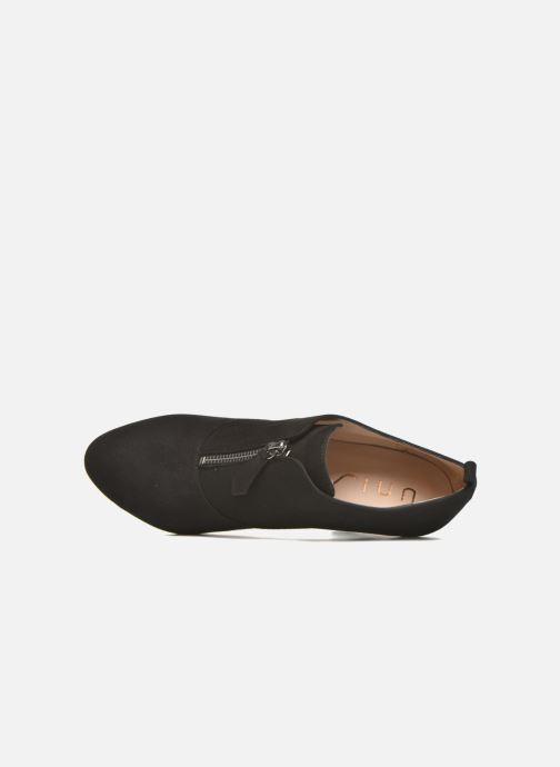 Bottines et boots Unisa Pachi Noir vue gauche