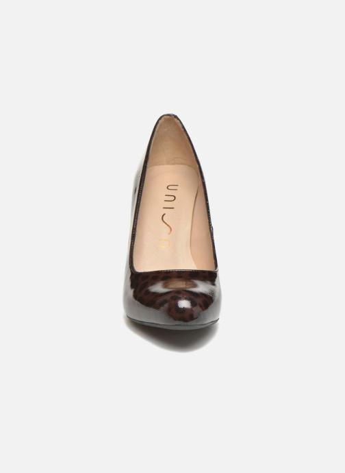 Zapatos de tacón Unisa Patty Multicolor vista del modelo