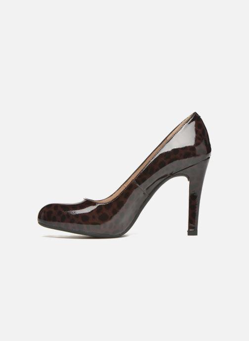 Zapatos de tacón Unisa Patty Multicolor vista de frente